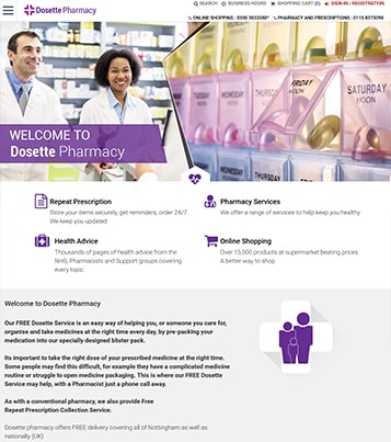 Dosette Pharmacy