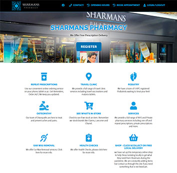 SHARMANS PHARMACY