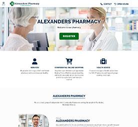 Alexanders Pharmacy