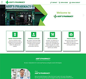 Asif's Pharmacy