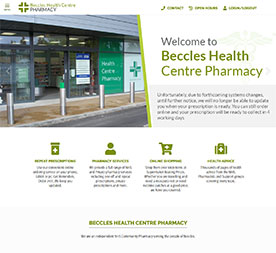Beccles Health Centre Pharmacy