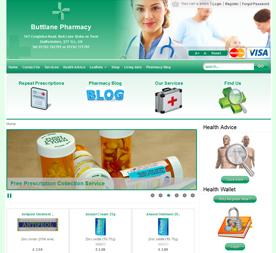 Buttlane Pharmacy