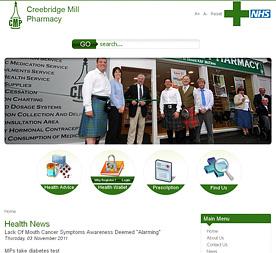 Creebridgemill Pharmacy