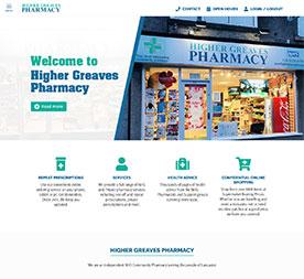 Higher Greaves Pharmacy