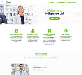 I-dispense Ltd
