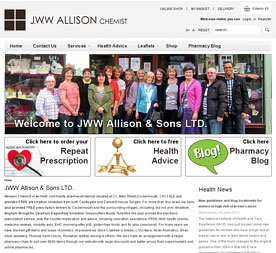 JWW Allison & Sons LTD.