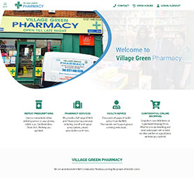Village Green Pharmacy