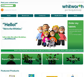 whitworth Pharmacy